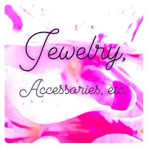 Accessories - All types of jewelry, purses, and anything else!
